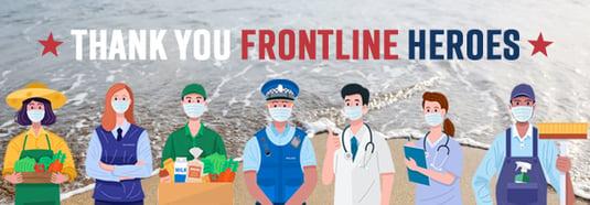 Nauti Janes Frontline Heroes Contest